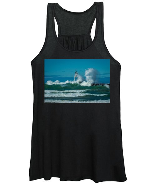 Rough Seas  Women's Tank Top