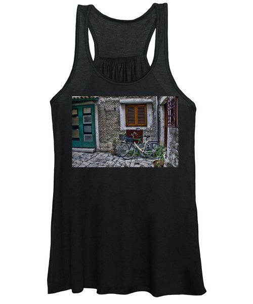 Rovinj Bicycles Women's Tank Top