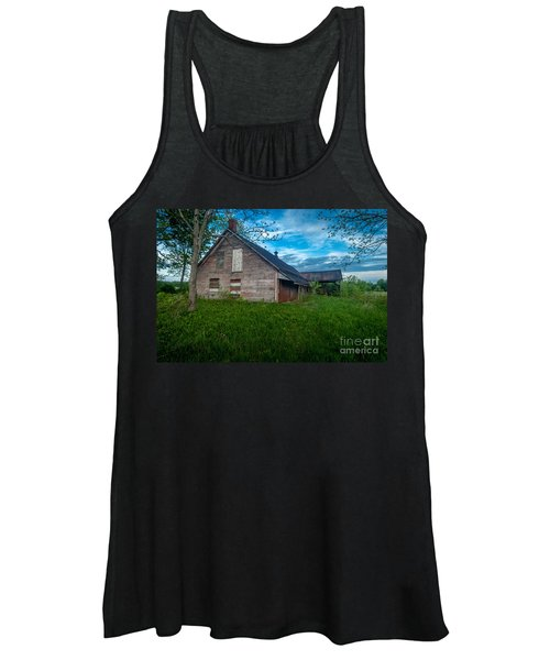 Rural Slaughterhouse Women's Tank Top
