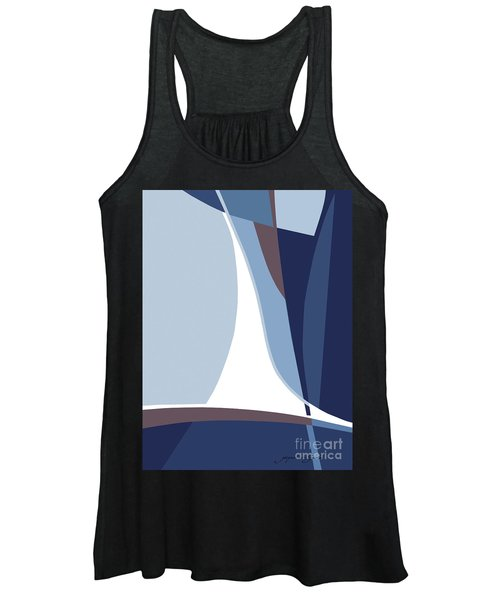 Sail Women's Tank Top
