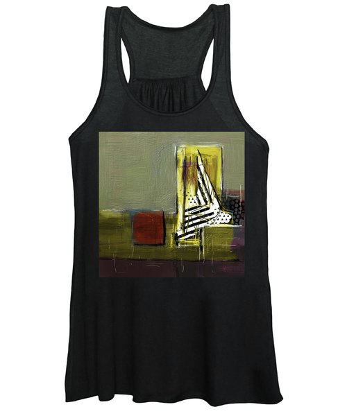 Sailing In Dreams Women's Tank Top