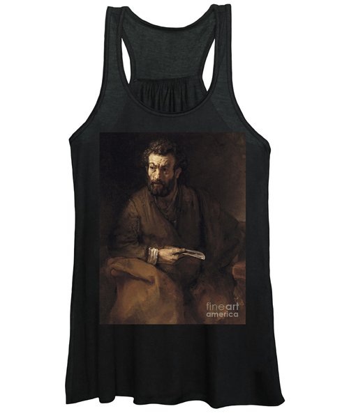Saint Bartholomew, 1657 Women's Tank Top