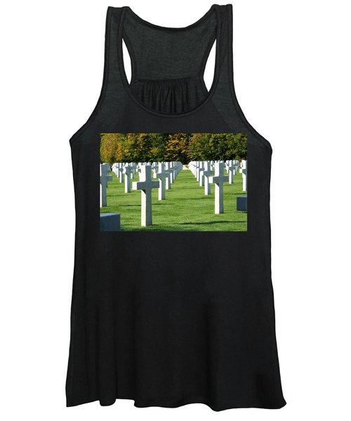 Saint Mihiel American Cemetery Women's Tank Top
