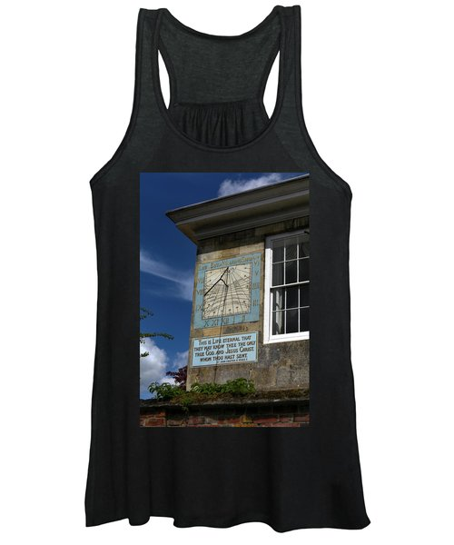 Salisbury Sundial Women's Tank Top