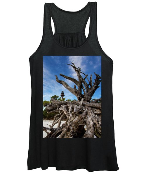 Sanibel Lighthouse Women's Tank Top