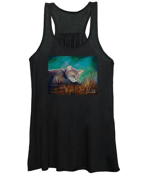 Saphira's Lawn Women's Tank Top