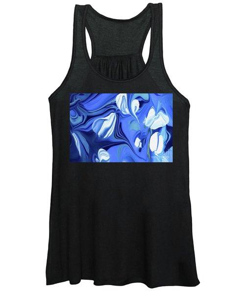 Sapphire Dreams Women's Tank Top