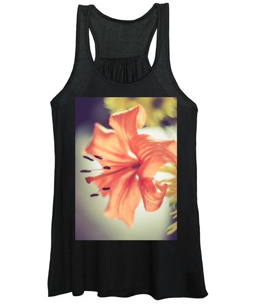 Scent Of Spring Women's Tank Top