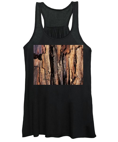 Scorched Timber Women's Tank Top