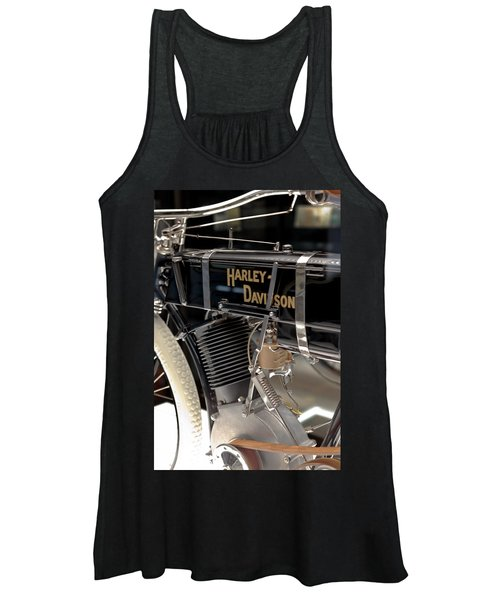 Serial Number One Women's Tank Top