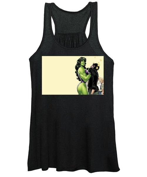 She-hulk Women's Tank Top