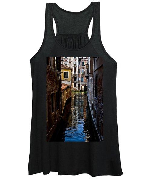 Side Canal Women's Tank Top