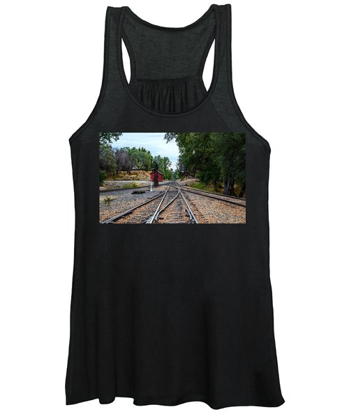 Sierra Railway Women's Tank Top
