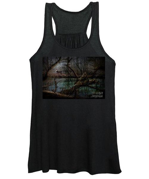 Silent Forest Women's Tank Top