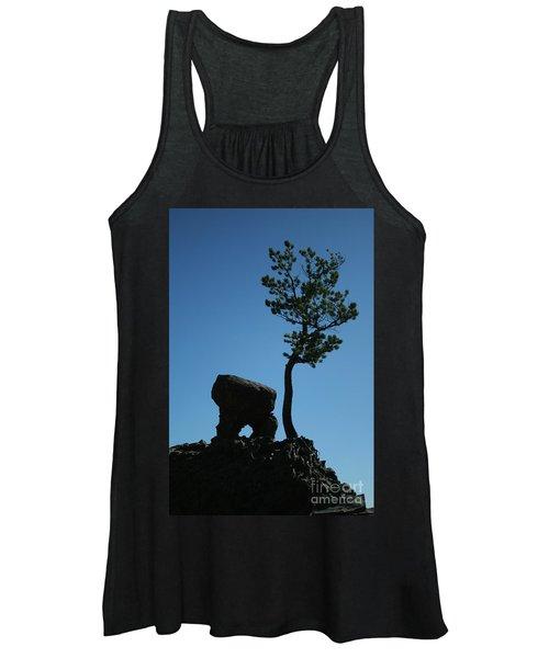 Silhouette Women's Tank Top
