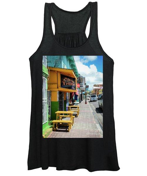 Simple Street View Women's Tank Top
