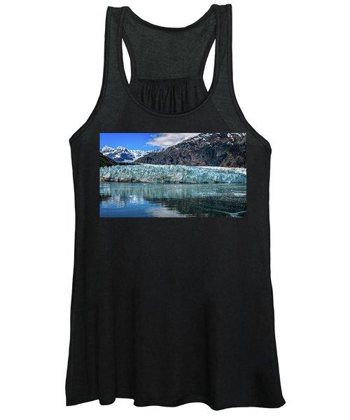 Size Perspective No Margerie Glacier Women's Tank Top
