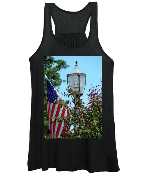 Small Town Anywhere Usa Women's Tank Top