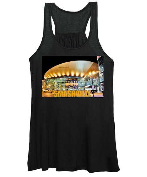 Smashville Women's Tank Top