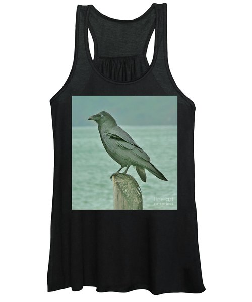 Something To Crow About Women's Tank Top