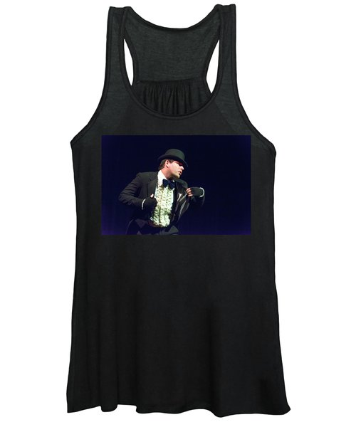 Song And Dance Man Women's Tank Top