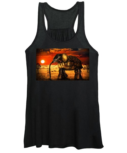 Sounds Of Cultures Women's Tank Top