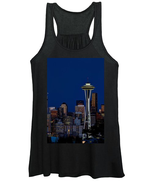 Space Needle Women's Tank Top