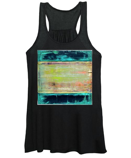 Art Print Square3 Women's Tank Top