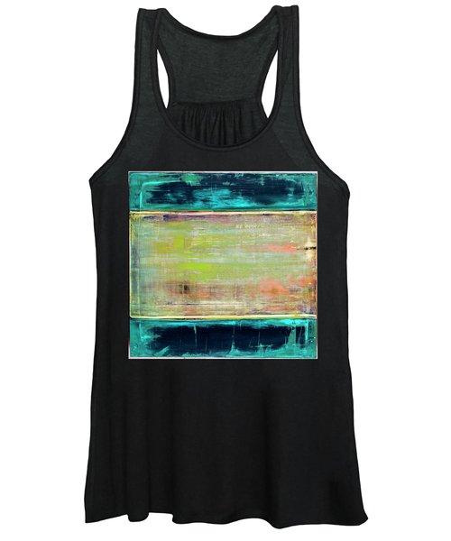 Art Print Square3 Women's Tank Top