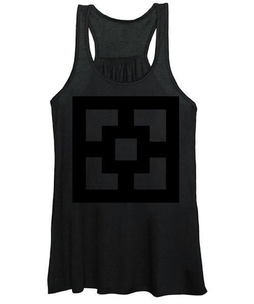 Squares Women's Tank Top