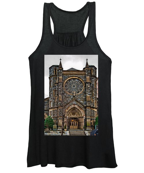 St. Patrick's Church Women's Tank Top
