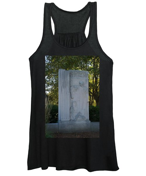 Statue Women's Tank Top