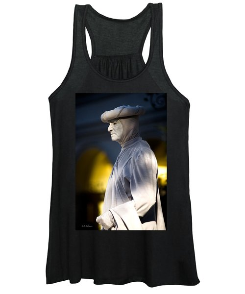 Statuesque Women's Tank Top