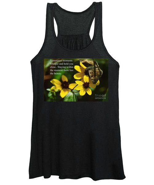 Staying Within The Moment Women's Tank Top