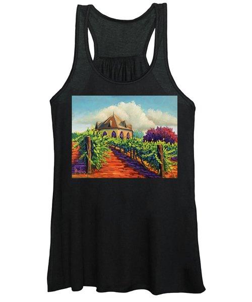 Ste Chappelle Winery Women's Tank Top