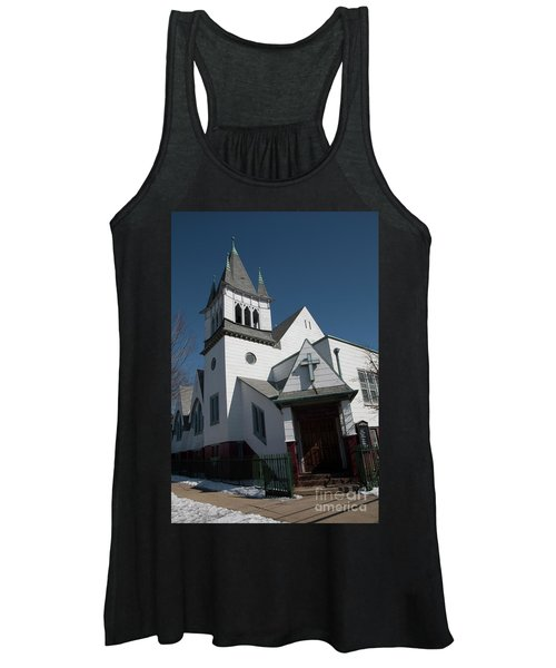 Steinwy Reformed Church Steinway Reformed Church Astoria, N.y. Women's Tank Top