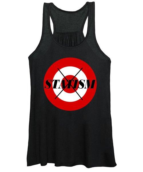 Stop Statism Women's Tank Top