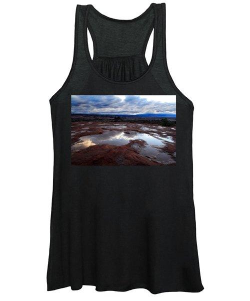 Stormy Sunrise Women's Tank Top