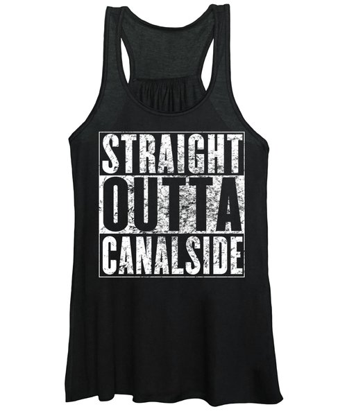 Straight Outta Canalside Women's Tank Top