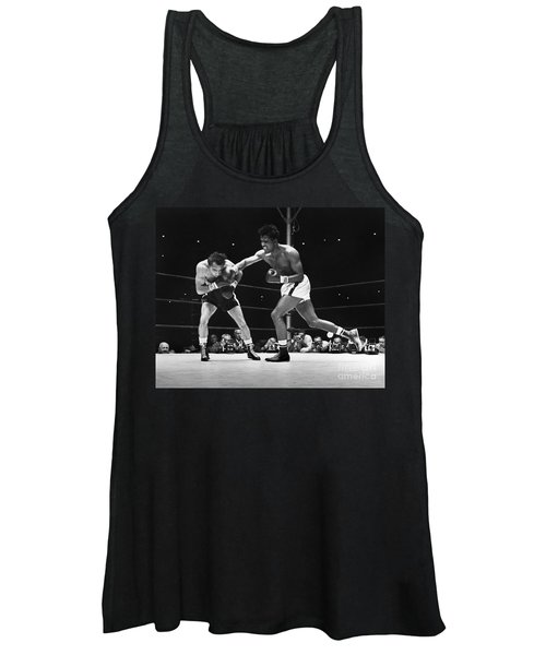Sugar Ray Robinson Women's Tank Top