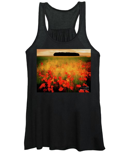 Summertime Women's Tank Top