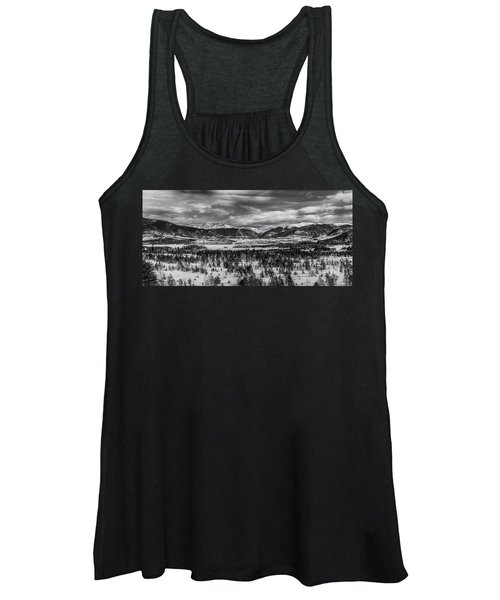 Summit County  Women's Tank Top