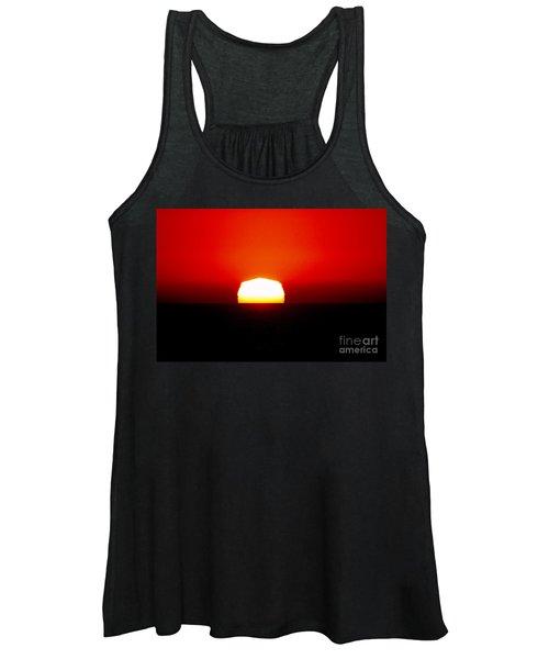 Sun Dipping Women's Tank Top