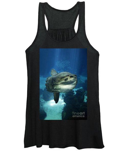 Sunfish Mola Mola Women's Tank Top