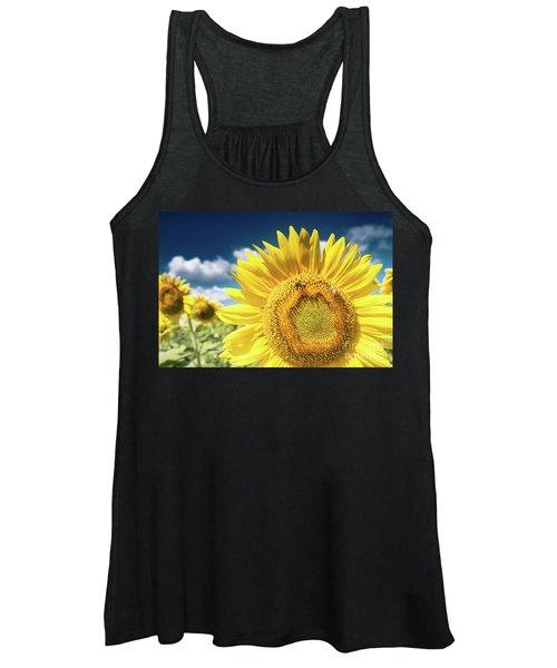 Sunflower Dreams Women's Tank Top