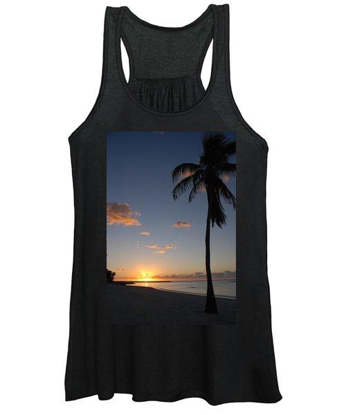 Sunrise In Key West 2 Women's Tank Top