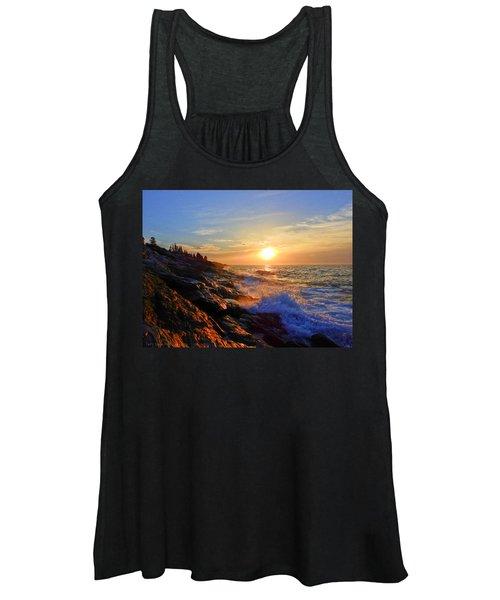 Sunrise Surf Women's Tank Top