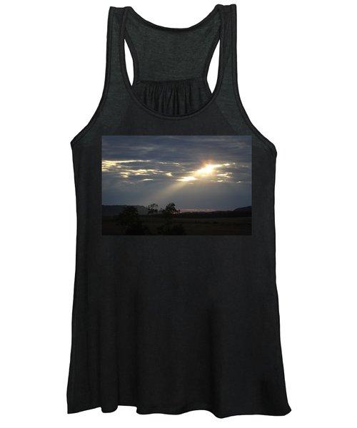 Suns Ray Women's Tank Top