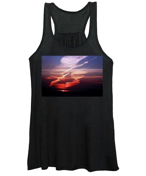 Sunset Dance Women's Tank Top