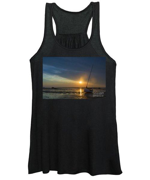 Sunset On Cape Cod Women's Tank Top